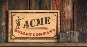 Acme Bullets Logo